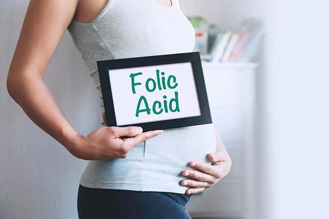 Benefits of Taking Folic Acid During Your Pregnancy (Folic Acid Awareness Week)